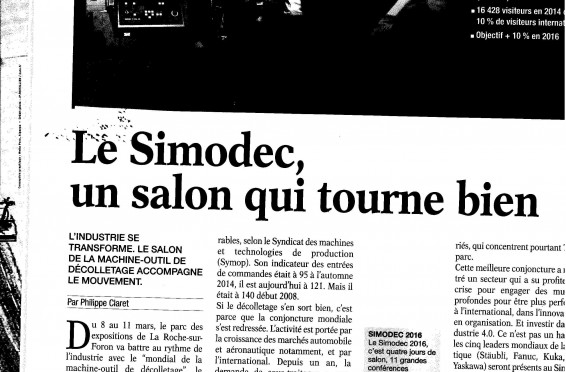 Simodec salon du decolletage