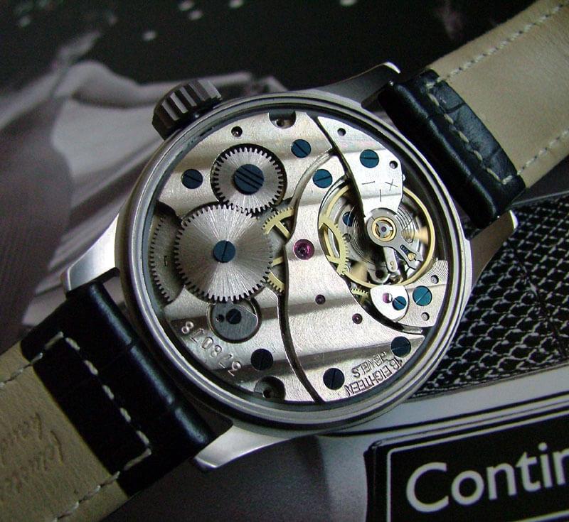 Mécanique de précision et tolérance : horlogerie