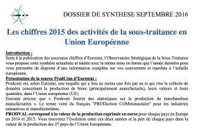 sous-traitance-chiffres-2015