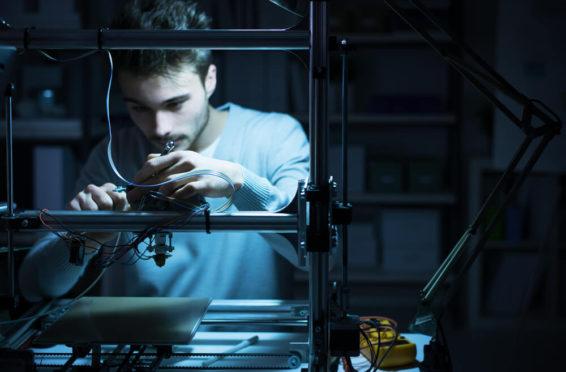 impression 3D dépôt de fil fondu