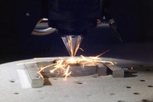 impression 3d fil métallique