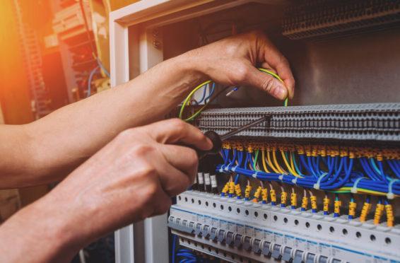 câblage électriques
