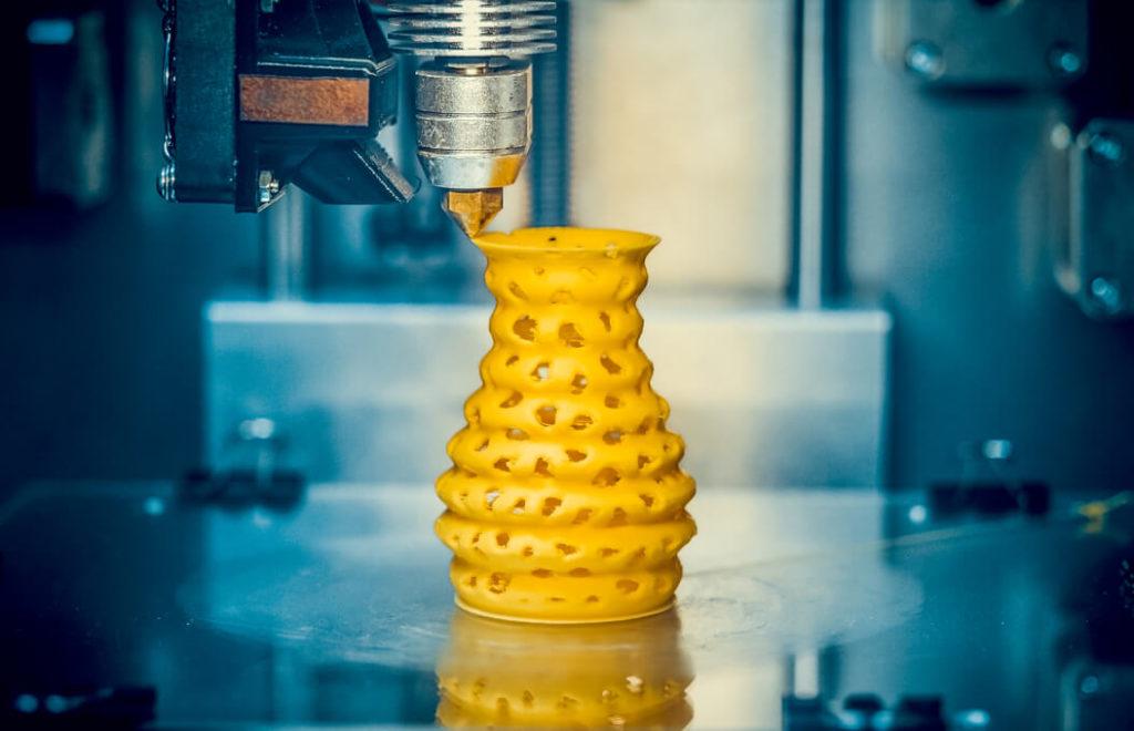 Impression 3D plastique recycler